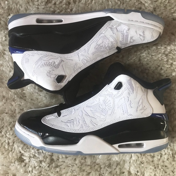 hot sales 55a64 57ac7 Nike Jordan Dub Zero Concord Tinker 311046-105